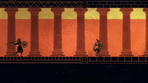 Apotheon the porcelain paintings strike back