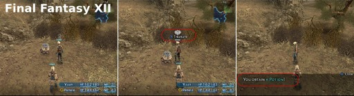 Final Fantasy XII - How disappointing, the jar just disappears