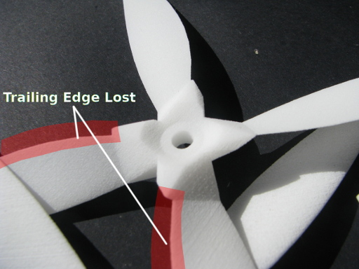 Lost Trailing Edge