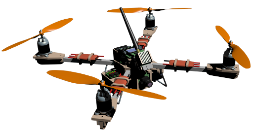Robust Quadcopter