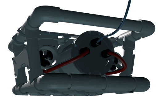 ROV Concept Image Rear View