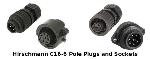 Hirschmann IP67 Connectors